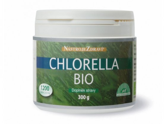 Bio Chlorella 300g, 1200 tablet