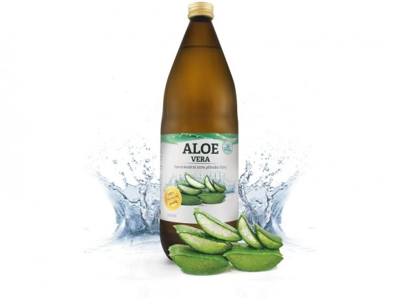 Aloe vera Pure Way 99,7% premium quality šťáva 1000ml