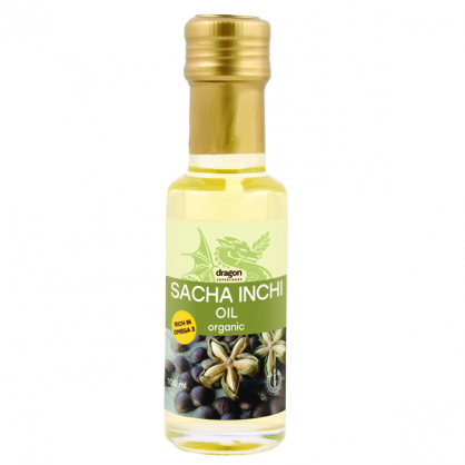 Bio olej Sacha Inchi extra virgin 100ml