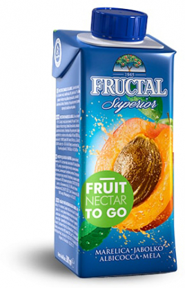 Fructal superior meruňka 200ml